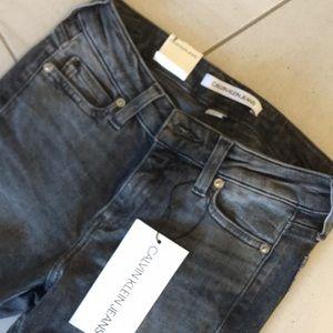Calvin Klein Super Skinny CKJ 001 Jeans